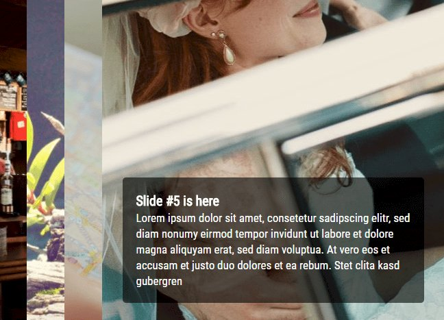 Fancy Accordion Slider With Pure CSS