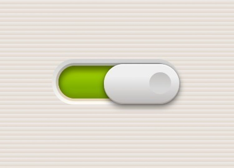 Create A Realistic Switch With Pure CSS & CSS3
